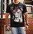 Leão de Judá - cruz vermelha (C) G1 PRETO - Imagem 1