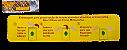 Saco Térmico Metálico 13 X 38 para Churrasquinho - Imagem 2