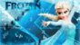 Painel de Festa Infantil Personalizado em Tecido Frozen - PA115 - Imagem 1
