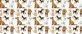Capa Banco Automotivo Impermeável Personalização Exclusiva Cães 16 - Imagem 3