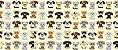 Capa Banco Automotivo Impermeável Personalização Exclusiva Cães 23 - Imagem 3