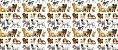 Capa Banco Automotivo Impermeável Personalização Exclusiva Cães 28 - Imagem 3