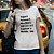 Camiseta Viajar & Passear & Mochilar & Sair por aí & Explorar o mundo. - Imagem 2