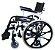 Cadeira De Banho Em Alumínio H1 Ortobras - Imagem 6