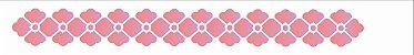 Stencil 4X30 Simples – Flor OPA 1122 - Imagem 2