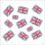 Stencil 14X14 Duplo – Micro Inglaterra – OPA 1169 - Imagem 1