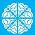 Stencil 30,5×30,5 Simples – Mandala III Camada I – OPA 2299 - Imagem 2