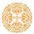 Stencil 30,5×30,5 Simples – Mandala III Camada II – OPA 2300 - Imagem 1