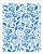 Stencil 20X25 Simples Estampa Flores Bauer Eramos - Opa 2968 - Imagem 1