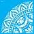 Stencil 30,5X30,5 – Mandala GR Renda - OPA 2595 - Imagem 2