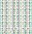 Papel Scrapbook 180g OPA 15x15 cm - OPACARD 2759 Lhama 2 - Imagem 2