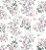 Papel Scrapbook 180g OPA 15x15 cm - OPACARD 2753 Costura 1 - Imagem 2
