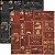 Papel Para Scrapbook Dupla Face 30,5x30,5 cm Arte Fácil - SC-337 Hello Dad 2 - Imagem 1