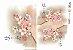 Papel Decoupage 30x45 cm OPAPEL 2314- Flor Cerejeira - Imagem 1