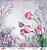 Papel Para Scrapbook Opadecor 30,5x30,5 - Flor Tulipas 1 2655 - Imagem 1