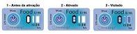(8°C/46°F) 4h - Timestrip Food TP-349 - Imagem 4