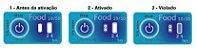(10°C/50°F) 4h - Timestrip Food TP-348 - Imagem 4