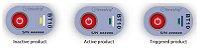 (10°C/50°F) Bolsa de Sangue - Timestrip BT10 - Imagem 4