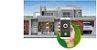 Porteiro e Telefone s/ Fio com Ramal Externo INTELBRAS TIS 5010 - Imagem 5