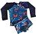 Blusa Uv + Sunga Infantil Proteção Solar Fator 50 Kit - homem Aranha 2 - Imagem 1