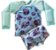 Blusa Uv + Sunga Infantil Proteção Solar Fator 50 Kit - Batman - Imagem 1