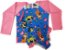 Kit Praia Menina Infantil Blusa Uv+ Calcinha Fator 50 - Meninas Super Poderosas - Imagem 1