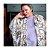 Kimono Midi Arabesco - Imagem 1
