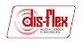 "DISCO DE LIXA COM VELCRO PLUMA 6"" 150mm DISFLEX GRAO 40 C\10un - Imagem 2"