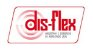 "DISCO DE LIXA COM VELCRO PLUMA 6"" 150mm DISFLEX GRAO 60 C\10un - Imagem 2"