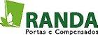 PORTA LISA RANDA MELAMINICA 80x210x35 BRANCA HDF - Imagem 2