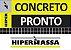 CONCRETO PRONTO HIPERMASSA COM 20 KG - Imagem 1