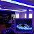 Fita Led Azul 5m Luz Led Original Com Fonte - Imagem 5