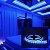 Fita Led Azul 5m Luz Led Original Com Fonte - Imagem 4