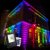 Refletor Holofote Led RGB 30w Bivolt com controle - Imagem 4