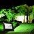 Refletor Holofote Led Luz Verde 50w Bivolt Resistente Agua - Imagem 5