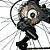 Bicicleta FKS Start Vermelha Aro 29 21V Shimano Tourney Freio Mecânico - Imagem 8
