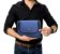 Necessaire de viagem com gancho Jacki Design Azul - Imagem 8