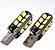 Lâmpadas Pingo T10 W5W 24 Leds Torre Canbus Canceller Branco 6000k (Par)  - Imagem 3