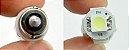 Lâmpadas BA9S Led T4W 5050 smd 13 Leds 6000K Branco 12V - Imagem 4