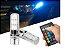 Lâmpadas Pingo Led T10 6 leds w5w com controle 16 cores - Imagem 2
