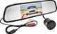 Retrovisor Com Display E Camera De Ré 2x1 Borboleta Colorida - Imagem 3