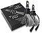 Kit Super Led H3 6400lm com dissipador de malha - Imagem 1