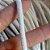 Cordão de Algodão – Trancelim Bege para Macramê  - Imagem 1