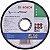 DISCO DE CORTE 115 MM X 1,0 MM STANDARD METAL BOSCH - Imagem 1