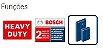Furadeira de Impacto Bosch GSB 20-2 RE 800W 220V - Imagem 2