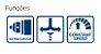 Furadeira de Impacto Bosch GSB 550 RE 550W 220V Professional - Imagem 2