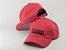 Boné Presidium retangulo vermelho - Imagem 1