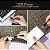 Umidificador de Lua Cheia 3D Ultrassônico Usb Difusor De Aroma - Imagem 8