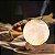 Umidificador de Lua Cheia 3D Ultrassônico Usb Difusor De Aroma - Imagem 6