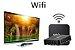 Conversor Smart Tv Box 4k Wi-fi Android 10 Hdmi 5G + Mini Teclado - Imagem 2